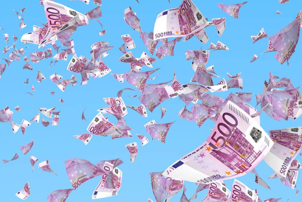 rahaa taivaalta